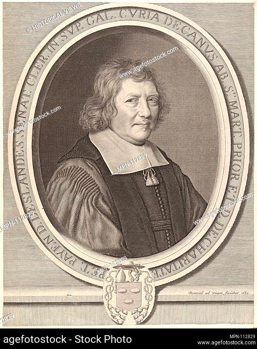 Pierre Payen-Deslandes. Artist: Robert Nanteuil (French, Reims 1623-1678 Paris); Date: 1659; Medium: Engraving; first state of two (Petitjean & Wickert);...