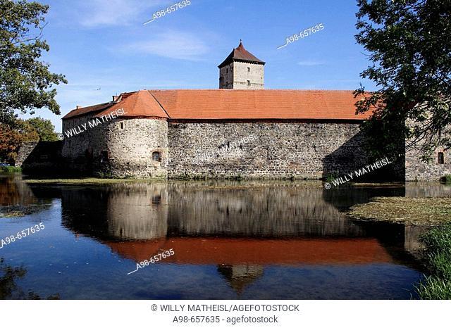Czech Republic, Watercastle Svihov, Klatovy district, Plzen region