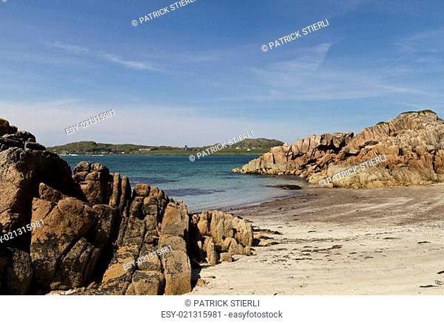 Strand Fionnphort - Isle of Mull