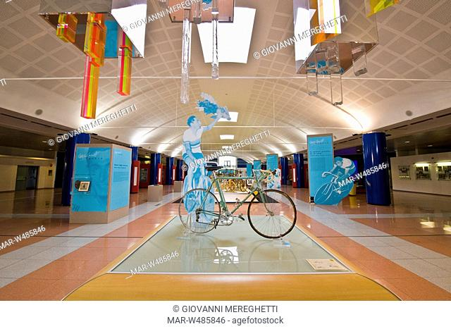 museo dei campionissimi, novi ligure, piemonte, italia