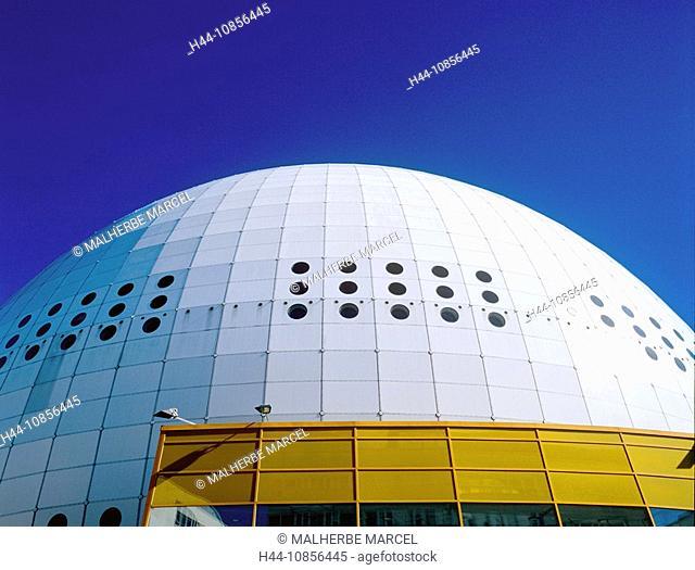 10856445, Sweden, Stockholm, Globe Arena, Hemisphe