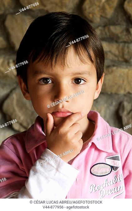 4 year old boy