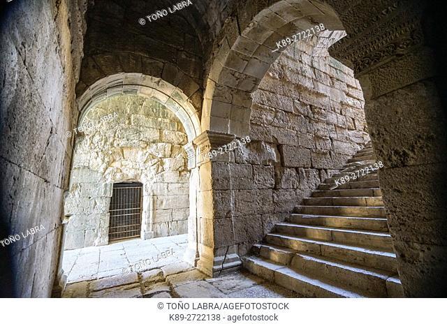 Miletus Amphitheater. Ancient Greece. Asia Minor. Turkey