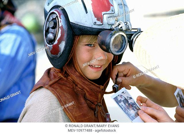 STAR WARS: EPISODE I - THE PHANTOM MENACE [US 1999] JAKE LLOYD as Anakin Skywalker