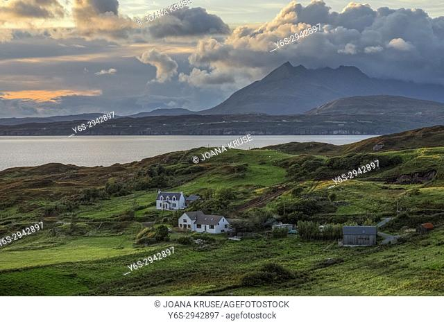 Tarskavaig, Sleat, Isle of Skye, Scotland, United Kingdom
