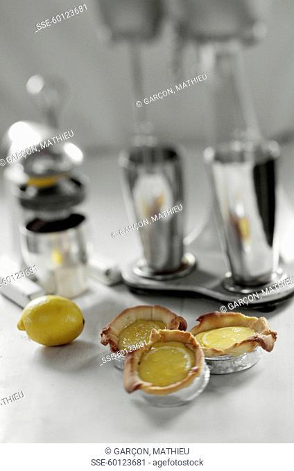 Lemon tartelets