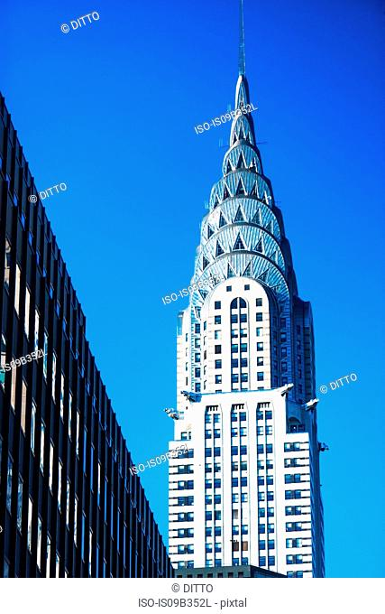 Chrysler Building, New York City, New York, USA