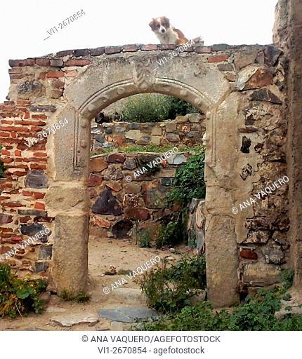 Magacela, Extremadura, Cáceres, Spain