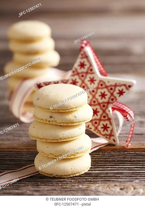 Aniseed biscuits