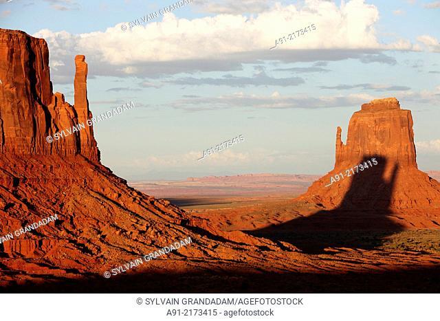 USA, Arizona, Navajo reservation, Monument Valley tribal park