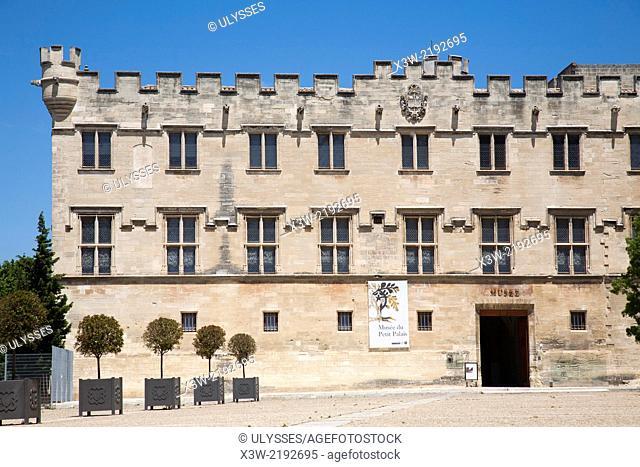 musee du petit palais, avignon, provence, france, europe