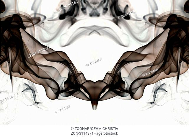 abstract smoke picture