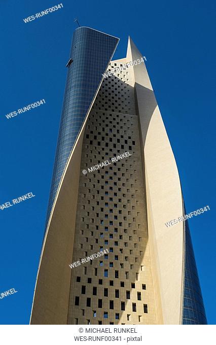 Arabia, Kuwait, Al Hamra tower