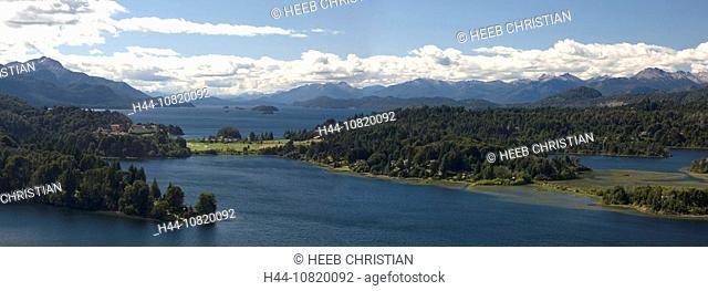 Hotel Llao Llao, Lago Nahuel Huapi, Parque Nacional, Nahuel Huapi, national park, San Crlos de Bariloche, Lake Distric