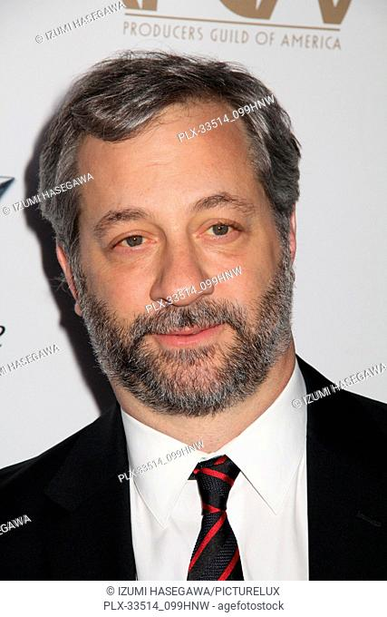 Judd Apatow 01/20/2018 The 29th Annual Producers Guild Awards held at The Beverly Hilton in Beverly Hills, CA Photo by Izumi Hasegawa / HNW / PictureLux