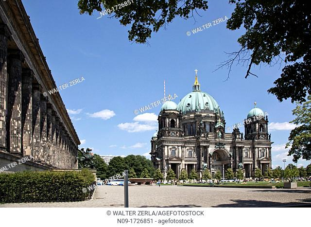 Europe, Germany, Berlin, Cathedral