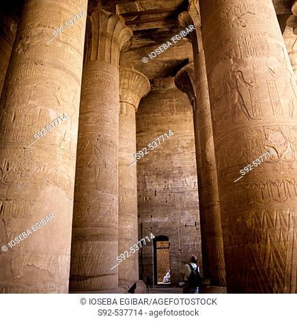 Ramesseum , Egypt