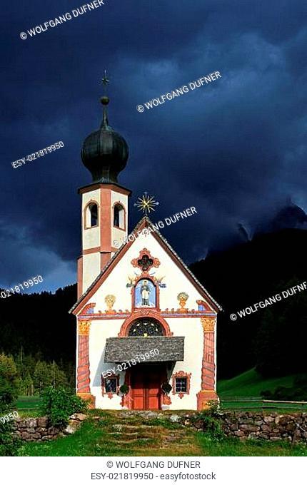 Kapelle im Licht