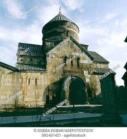 Kecharis. Armenia
