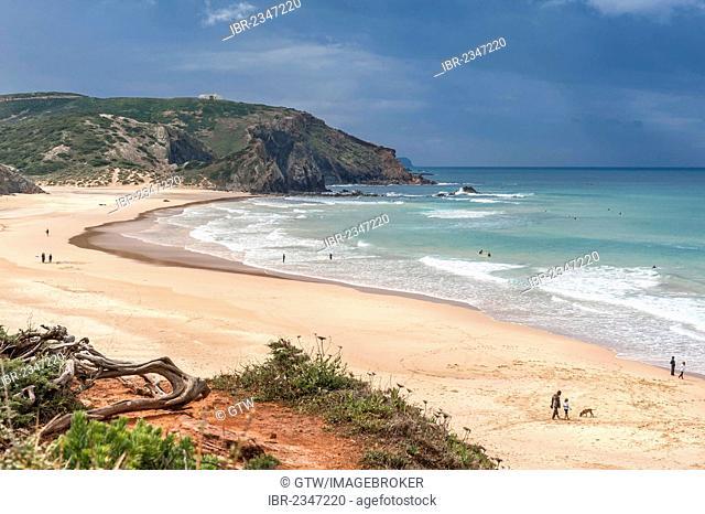 Praia do Amado, Costa Vicentina, Algarve, Portugal, Europe