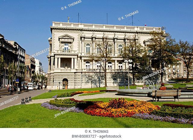 Beograd, inner city, Serbia-Montenegro, Belgrade