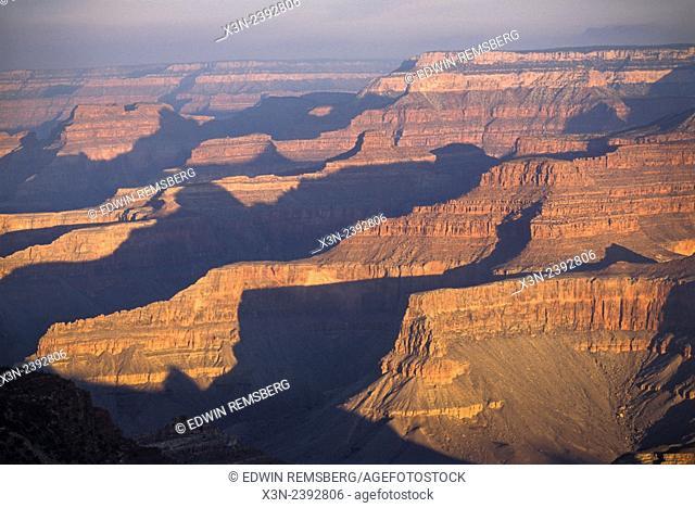 Arizona - Grand Canyon at sunset