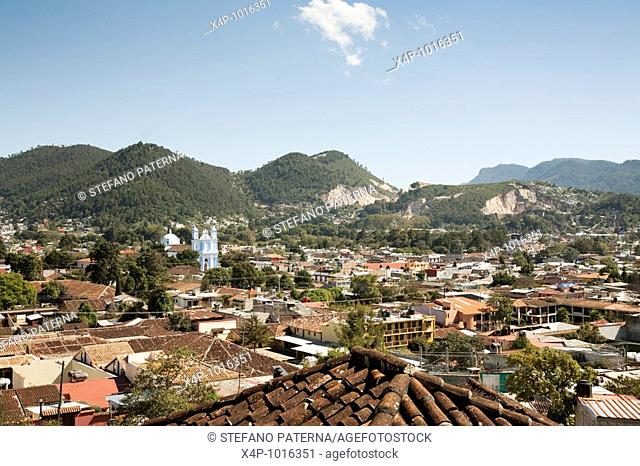 Mirador Sancristóbalito  San Cristóbal de las Casas, Chiapas Mexico