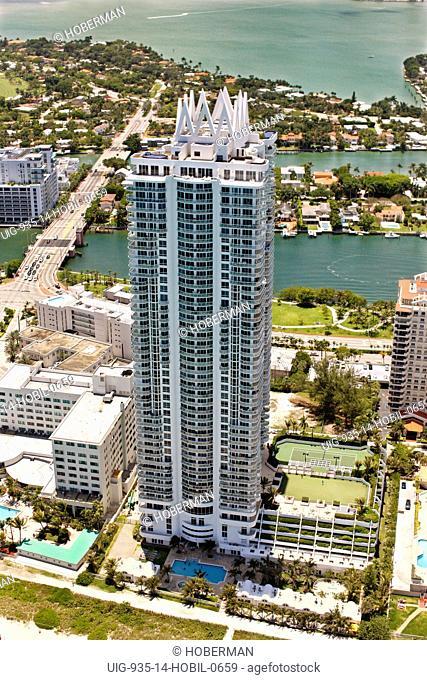 Akoya Condominium, Miami Beach