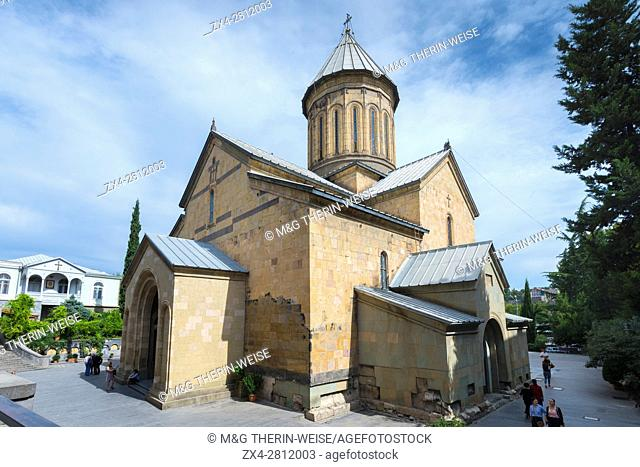 Sioni Cathedral, Tbilisi, Georgia, Caucasus, Middle East, Asia