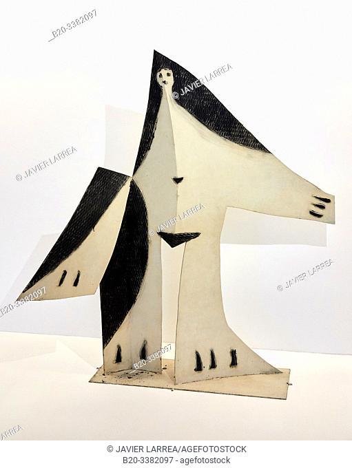 """""""Femme aux bras écartés"""", 1961, Pablo Picasso, Picasso Museum, Paris, France, Europe"""