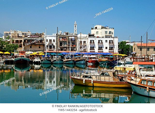 Harbour Keryneia, Girne, North Cyprus