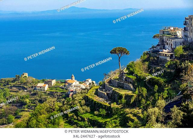 Minori, Amalfitana, Amalfi coast, Italy