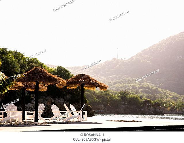 Resort of Labadee, Haiti