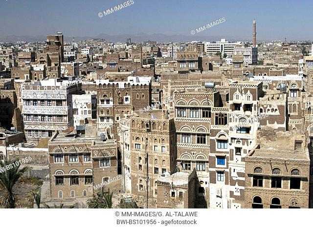 old town of Sanaa, Yemen, Sanaa