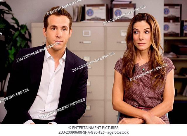 RELEASE DATE: June 12, 2009 MOVIE TITLE: The Proposal STUDIO: PLOT: A pushy boss forces her assistant to marry her in order to keep her Visa in the US and not...