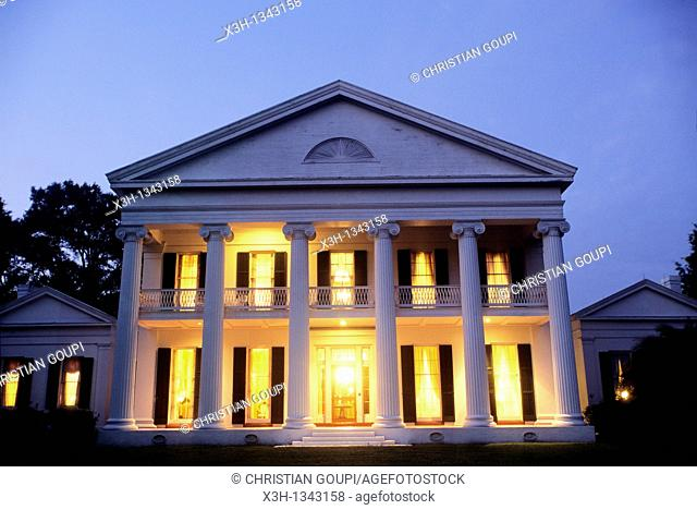 Madewood Plantation House, Napoleonville, Louisiana, United States of America, Americas