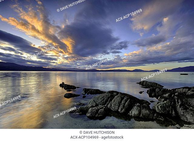 Patricia Bay, North Saanich, Vancouver Island, British Columbia , Canada