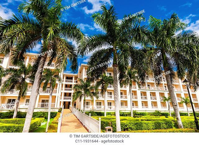 Riu Palace, hotel, Punta Cana, Dominican Republic, Caribbean
