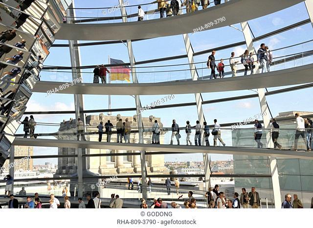 Reichstag, Berlin, Germany, Europe