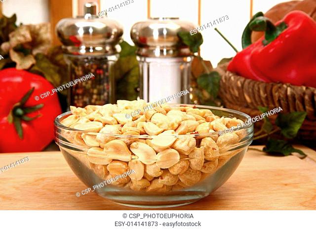 Dry Roasted Peanuts Unsalted