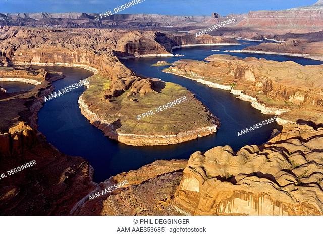 Meandering Waters of Glen Canyon, Lake Powell