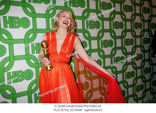 Patricia Clarkson 01/06/2019 The 76th Annual Golden Globe Awards HBO After Party held at the Circa 55 Restaurant at The Beverly Hilton in Beverly Hills
