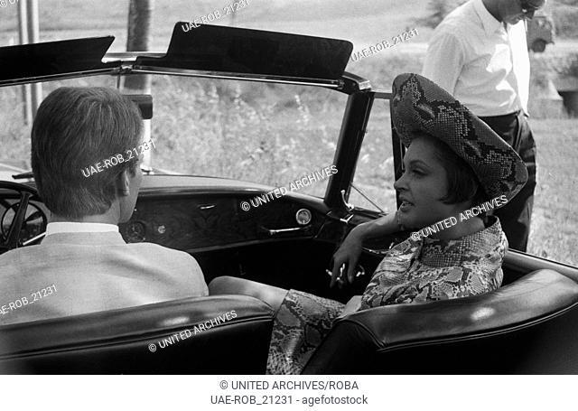 Das gewisse Etwas der Frauen, Originaltitel: Come imparai ad amare le donne, Komödie, Deutschland 1966, Regisseur: Luciano Salce, Darsteller: Robert Hofmann