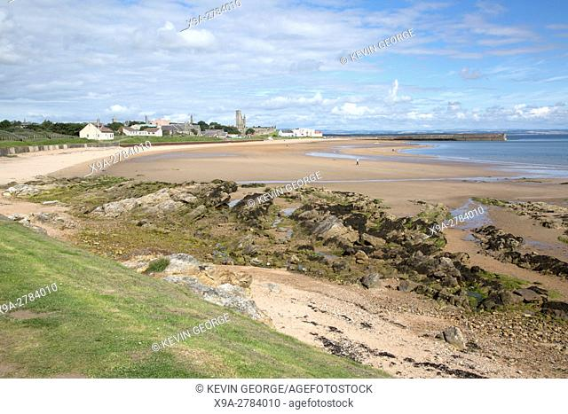 Beach at St Andrews; Scotland, Britain, UK