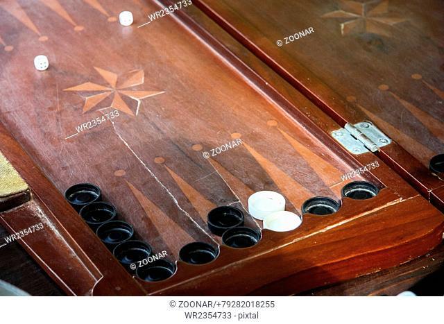 backgammon competition