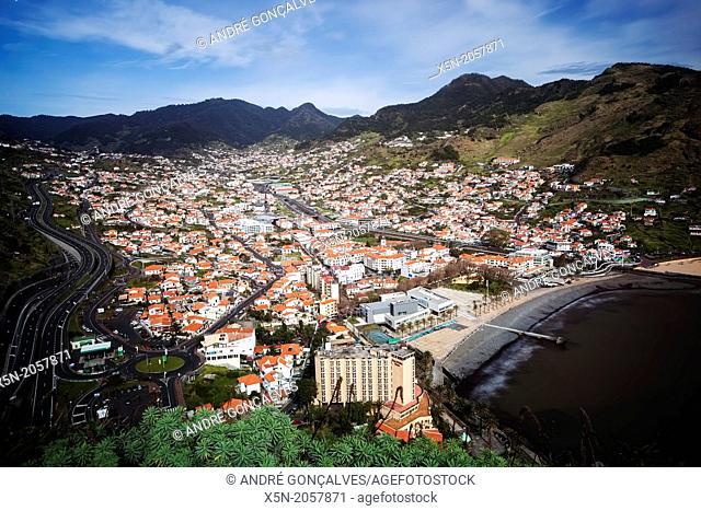 Machico, Madeira, Portugal, Europe