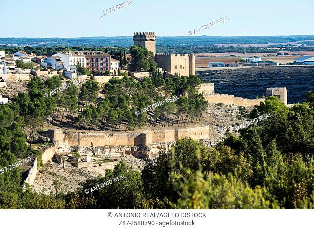 Castillo y Parador Nacional de Alarcón, Cuenca