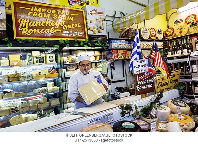 Farmers market store in florida Stock Photos and Images