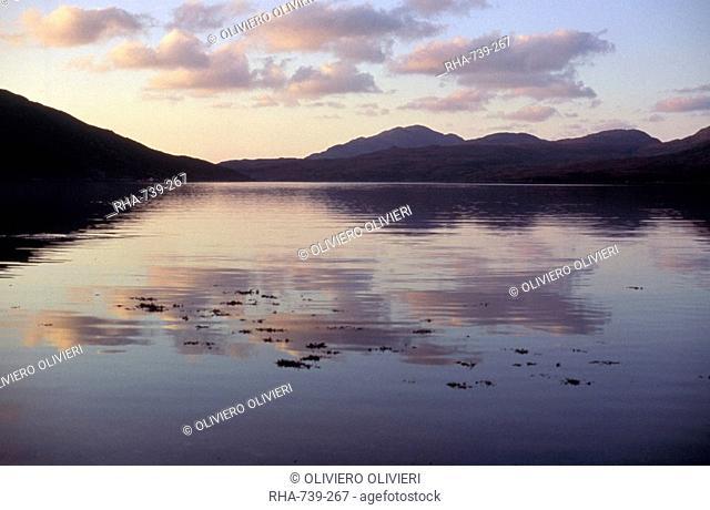 Island of Harris, Western Isles, Scotland, United Kingdom, Europe