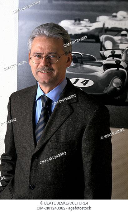 Bernd Ostmann, Chief editor auto motor and sport